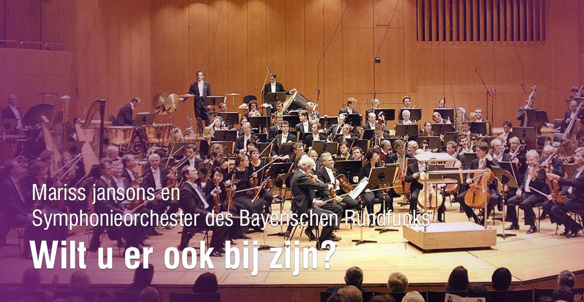 Mariss Jansons en Symphonieorchester des Bayerischen Rundfunks