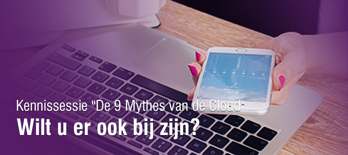 De 9 mythes over de cloud