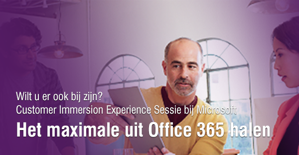Het maximale uit Office 365 halen