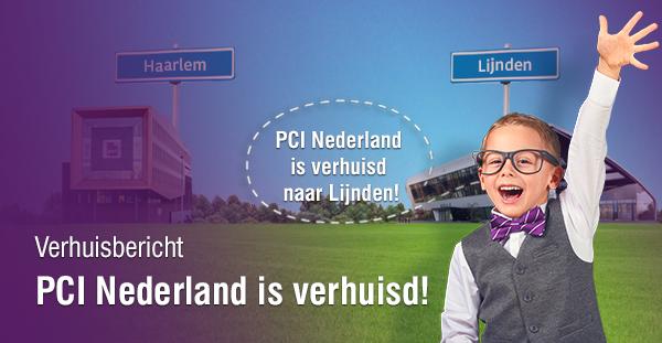 PCI Nederland verhuisd naar Lijnden