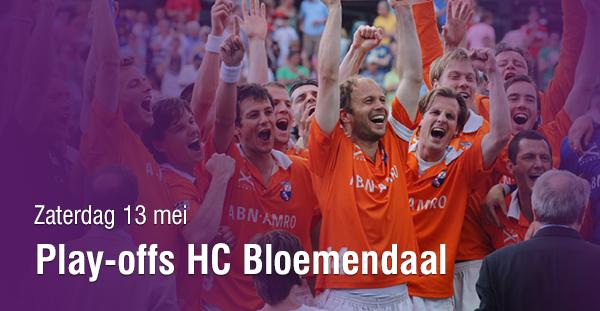 Play-offs HC Bloemendaal