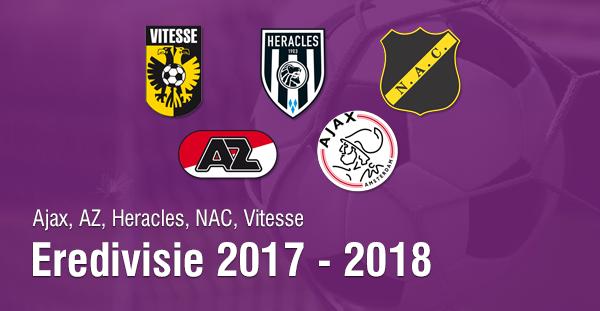 Eredivisie 2017 - 2018