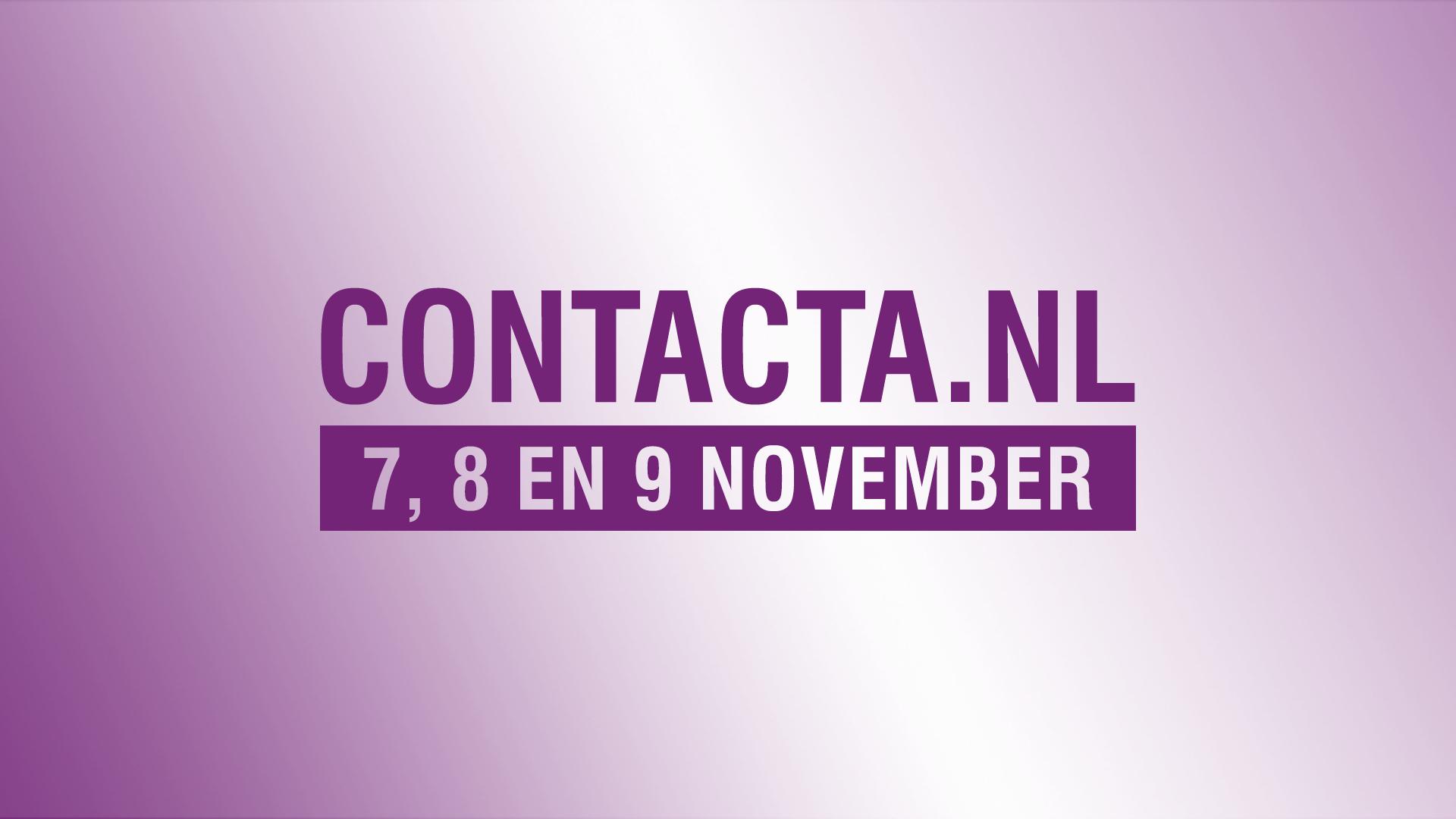 Bouman KantoorTotaal en PCI Nederland op de Contacta in Goes
